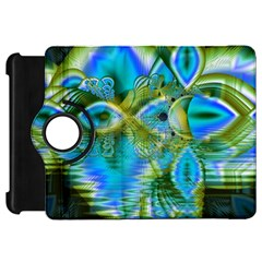 Mystical Spring, Abstract Crystal Renewal Kindle Fire Hd 7  (1st Gen) Flip 360 Case