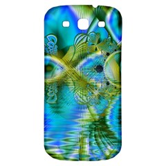 Mystical Spring, Abstract Crystal Renewal Samsung Galaxy S3 S III Classic Hardshell Back Case
