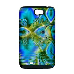 Mystical Spring, Abstract Crystal Renewal Samsung Galaxy Note 2 Hardshell Case (PC+Silicone)