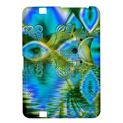 Mystical Spring, Abstract Crystal Renewal Kindle Fire HD 8.9  Hardshell Case