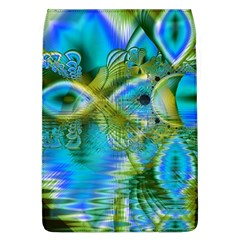 Mystical Spring, Abstract Crystal Renewal Removable Flap Cover (Large)