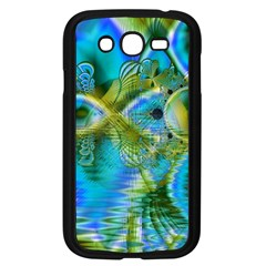 Mystical Spring, Abstract Crystal Renewal Samsung Galaxy Grand DUOS I9082 Case (Black)