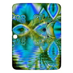 Mystical Spring, Abstract Crystal Renewal Samsung Galaxy Tab 3 (10 1 ) P5200 Hardshell Case
