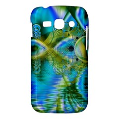 Mystical Spring, Abstract Crystal Renewal Samsung Galaxy Ace 3 S7272 Hardshell Case