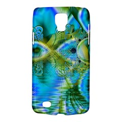 Mystical Spring, Abstract Crystal Renewal Samsung Galaxy S4 Active (I9295) Hardshell Case