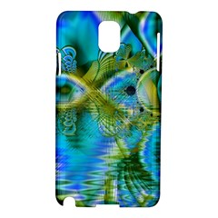 Mystical Spring, Abstract Crystal Renewal Samsung Galaxy Note 3 N9005 Hardshell Case