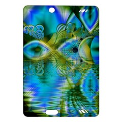 Mystical Spring, Abstract Crystal Renewal Kindle Fire HD 7  (2nd Gen) Hardshell Case
