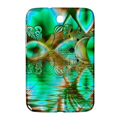 Spring Leaves, Abstract Crystal Flower Garden Samsung Galaxy Note 8.0 N5100 Hardshell Case