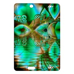 Spring Leaves, Abstract Crystal Flower Garden Kindle Fire HD 7  (2nd Gen) Hardshell Case