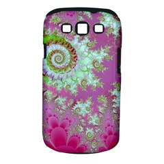 Raspberry Lime Surprise, Abstract Sea Garden  Samsung Galaxy S III Classic Hardshell Case (PC+Silicone)