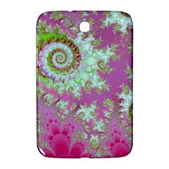 Raspberry Lime Surprise, Abstract Sea Garden  Samsung Galaxy Note 8 0 N5100 Hardshell Case