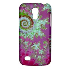 Raspberry Lime Surprise, Abstract Sea Garden  Samsung Galaxy S4 Mini (GT-I9190) Hardshell Case