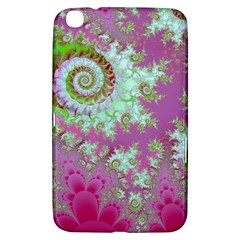 Raspberry Lime Surprise, Abstract Sea Garden  Samsung Galaxy Tab 3 (8 ) T3100 Hardshell Case