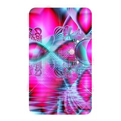 Ruby Red Crystal Palace, Abstract Jewels Memory Card Reader (Rectangular)