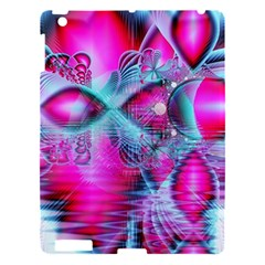Ruby Red Crystal Palace, Abstract Jewels Apple Ipad 3/4 Hardshell Case