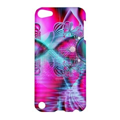 Ruby Red Crystal Palace, Abstract Jewels Apple iPod Touch 5 Hardshell Case