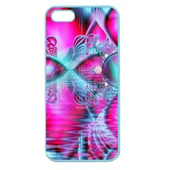 Ruby Red Crystal Palace, Abstract Jewels Apple Seamless Iphone 5 Case (color)
