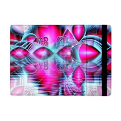 Ruby Red Crystal Palace, Abstract Jewels Apple iPad Mini Flip Case