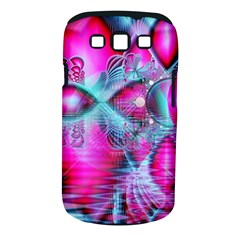 Ruby Red Crystal Palace, Abstract Jewels Samsung Galaxy S III Classic Hardshell Case (PC+Silicone)