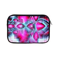 Ruby Red Crystal Palace, Abstract Jewels Apple Ipad Mini Zippered Sleeve