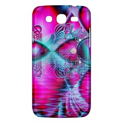 Ruby Red Crystal Palace, Abstract Jewels Samsung Galaxy Mega 5 8 I9152 Hardshell Case