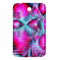 Ruby Red Crystal Palace, Abstract Jewels Samsung Galaxy Tab 3 (7 ) P3200 Hardshell Case
