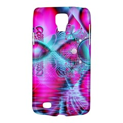 Ruby Red Crystal Palace, Abstract Jewels Samsung Galaxy S4 Active (I9295) Hardshell Case