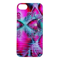 Ruby Red Crystal Palace, Abstract Jewels Apple iPhone 5S Hardshell Case