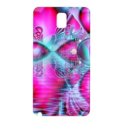 Ruby Red Crystal Palace, Abstract Jewels Samsung Galaxy Note 3 N9005 Hardshell Back Case
