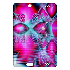 Ruby Red Crystal Palace, Abstract Jewels Kindle Fire HD 7  (2nd Gen) Hardshell Case