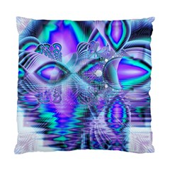 Peacock Crystal Palace Of Dreams, Abstract Cushion Case (Single Sided)