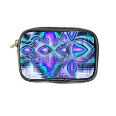 Peacock Crystal Palace Of Dreams, Abstract Coin Purse