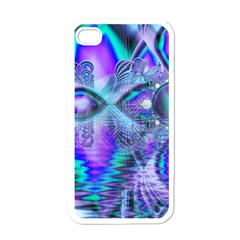 Peacock Crystal Palace Of Dreams, Abstract Apple Iphone 4 Case (white)