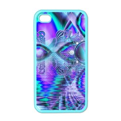 Peacock Crystal Palace Of Dreams, Abstract Apple Iphone 4 Case (color)