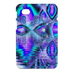 Peacock Crystal Palace Of Dreams, Abstract Samsung Galaxy Tab 7  P1000 Hardshell Case