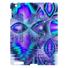 Peacock Crystal Palace Of Dreams, Abstract Apple iPad 3/4 Hardshell Case