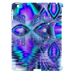Peacock Crystal Palace Of Dreams, Abstract Apple Ipad 3/4 Hardshell Case (compatible With Smart Cover)