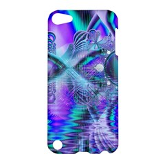 Peacock Crystal Palace Of Dreams, Abstract Apple Ipod Touch 5 Hardshell Case