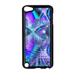 Peacock Crystal Palace Of Dreams, Abstract Apple iPod Touch 5 Case (Black)