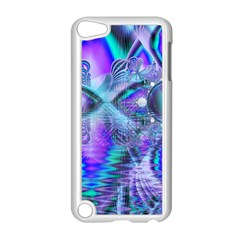 Peacock Crystal Palace Of Dreams, Abstract Apple iPod Touch 5 Case (White)