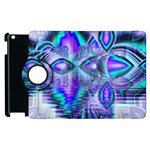 Peacock Crystal Palace Of Dreams, Abstract Apple iPad 3/4 Flip 360 Case Front