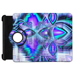 Peacock Crystal Palace Of Dreams, Abstract Kindle Fire HD 7  (1st Gen) Flip 360 Case
