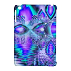 Peacock Crystal Palace Of Dreams, Abstract Apple iPad Mini Hardshell Case (Compatible with Smart Cover)