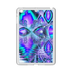 Peacock Crystal Palace Of Dreams, Abstract Apple iPad Mini 2 Case (White)