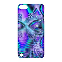 Peacock Crystal Palace Of Dreams, Abstract Apple iPod Touch 5 Hardshell Case with Stand