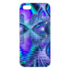 Peacock Crystal Palace Of Dreams, Abstract Apple Iphone 5 Premium Hardshell Case