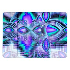 Peacock Crystal Palace Of Dreams, Abstract Samsung Galaxy Tab 10 1  P7500 Flip Case