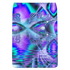 Peacock Crystal Palace Of Dreams, Abstract Removable Flap Cover (small)