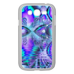 Peacock Crystal Palace Of Dreams, Abstract Samsung Galaxy Grand DUOS I9082 Case (White)