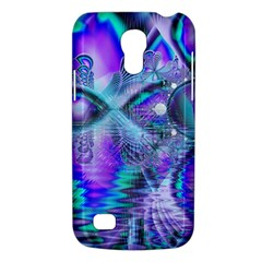 Peacock Crystal Palace Of Dreams, Abstract Samsung Galaxy S4 Mini (GT-I9190) Hardshell Case